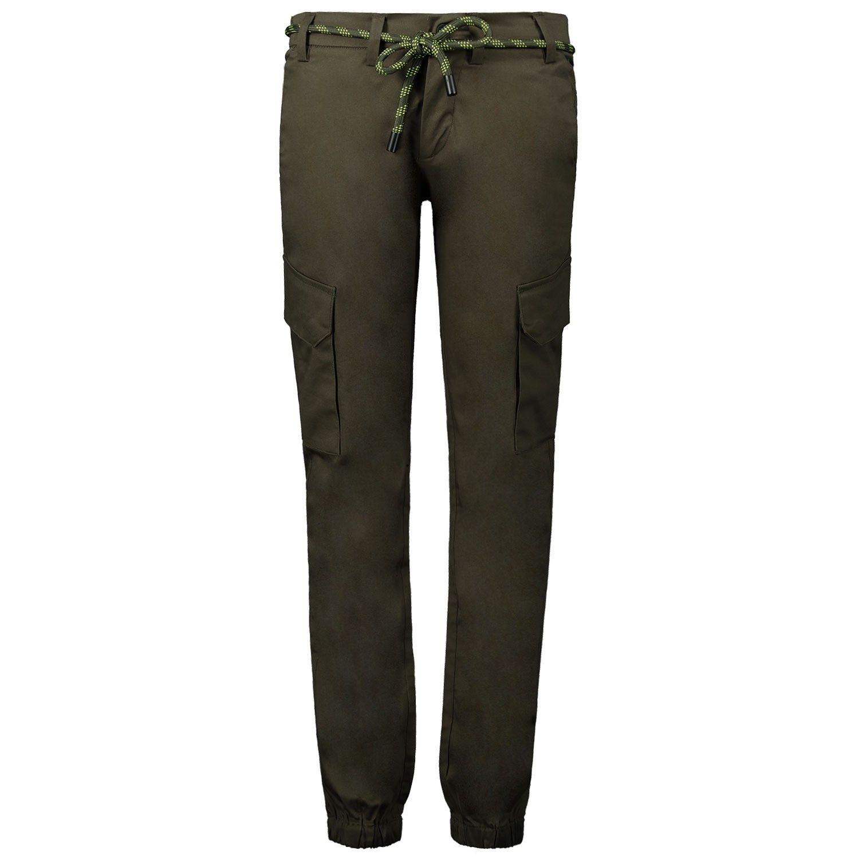 Picture of Antony Morato MKTR00152 kids jeans army