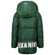 Afbeelding van NIK&NIK G4932 kinderjas donker groen