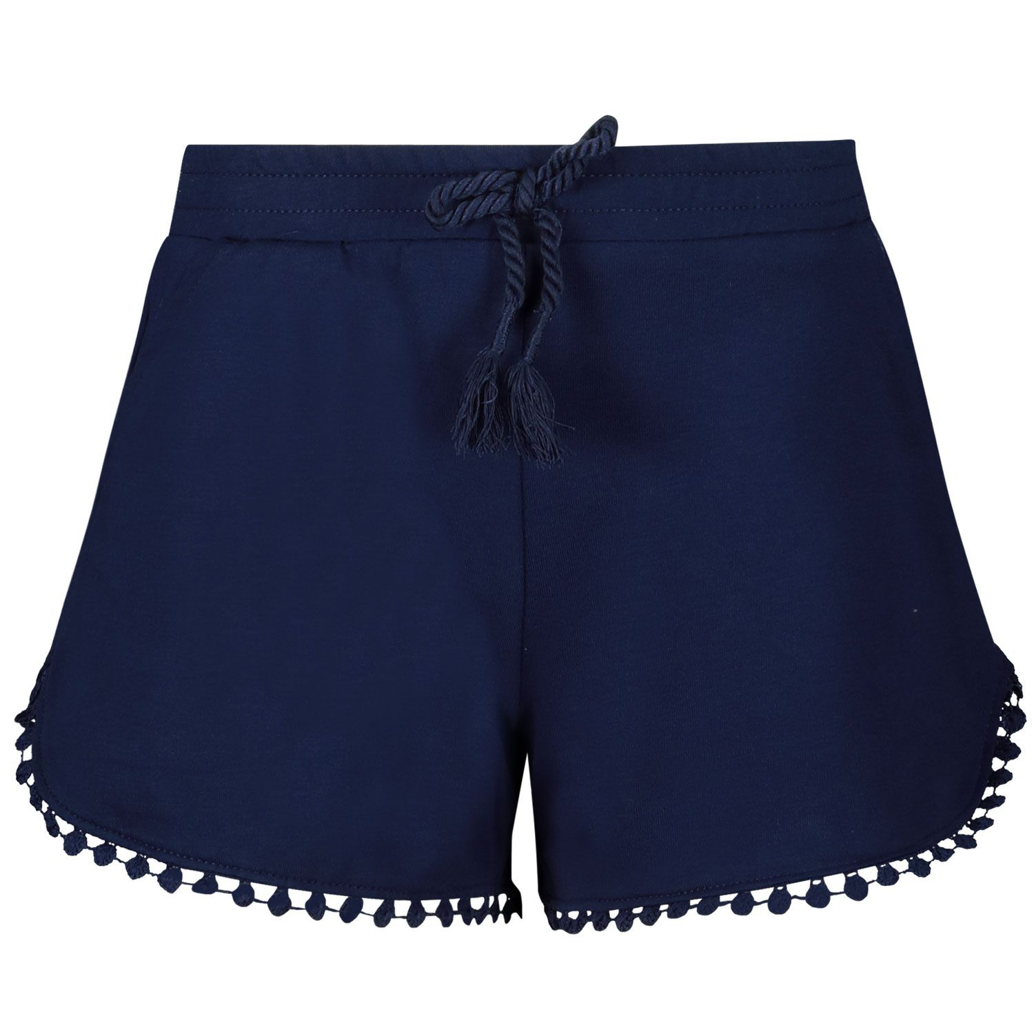 Picture of Mayoral 607 kids shorts navy