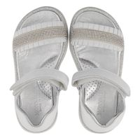 Picture of MonnaLisa 835024 kids sandals white