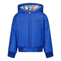 Picture of Guess I1YL00 baby coat cobalt