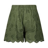 Picture of MonnaLisa 495401 kids shorts army