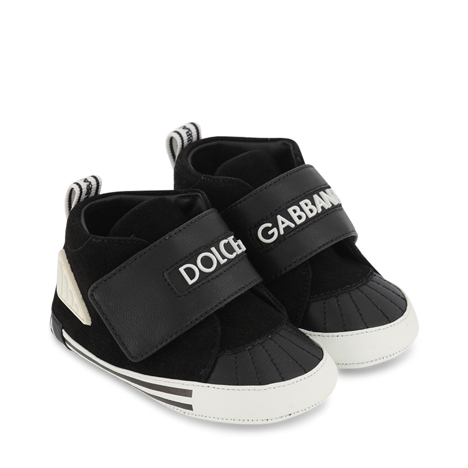 Picture of Dolce & Gabbana DK0128 baby shoes black