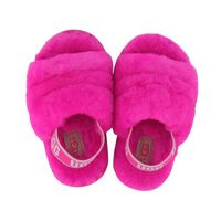 Picture of Ugg 1098494 kids slippers fuchsia