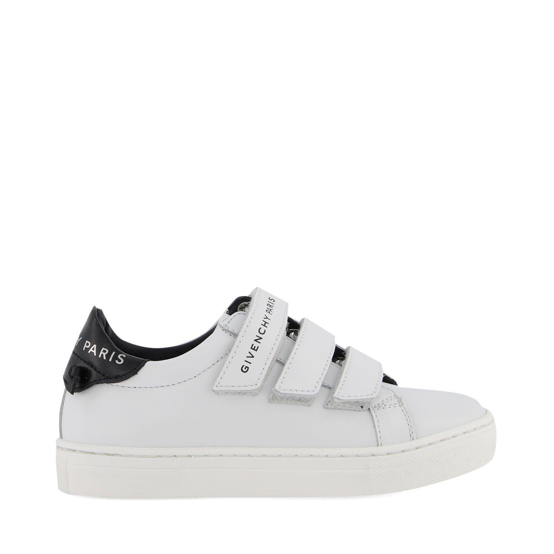 Afbeelding van Givenchy H29037 kindersneakers wit