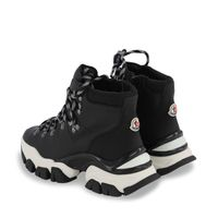 Picture of Moncler 4M70900 kids sneakers black