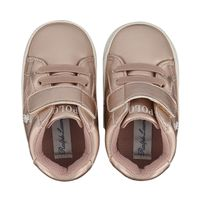 Picture of Ralph Lauren THERON LAYETTE baby sneakers rose