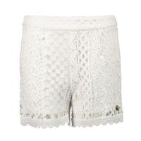 Picture of Jacky Girls JG210411 kids shorts off white