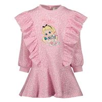 Picture of MonnaLisa 396912RM baby dress light pink