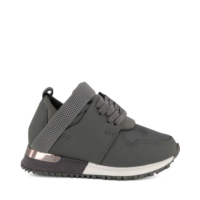 Picture of mallet KIDS ELAST kids sneakers dark gray