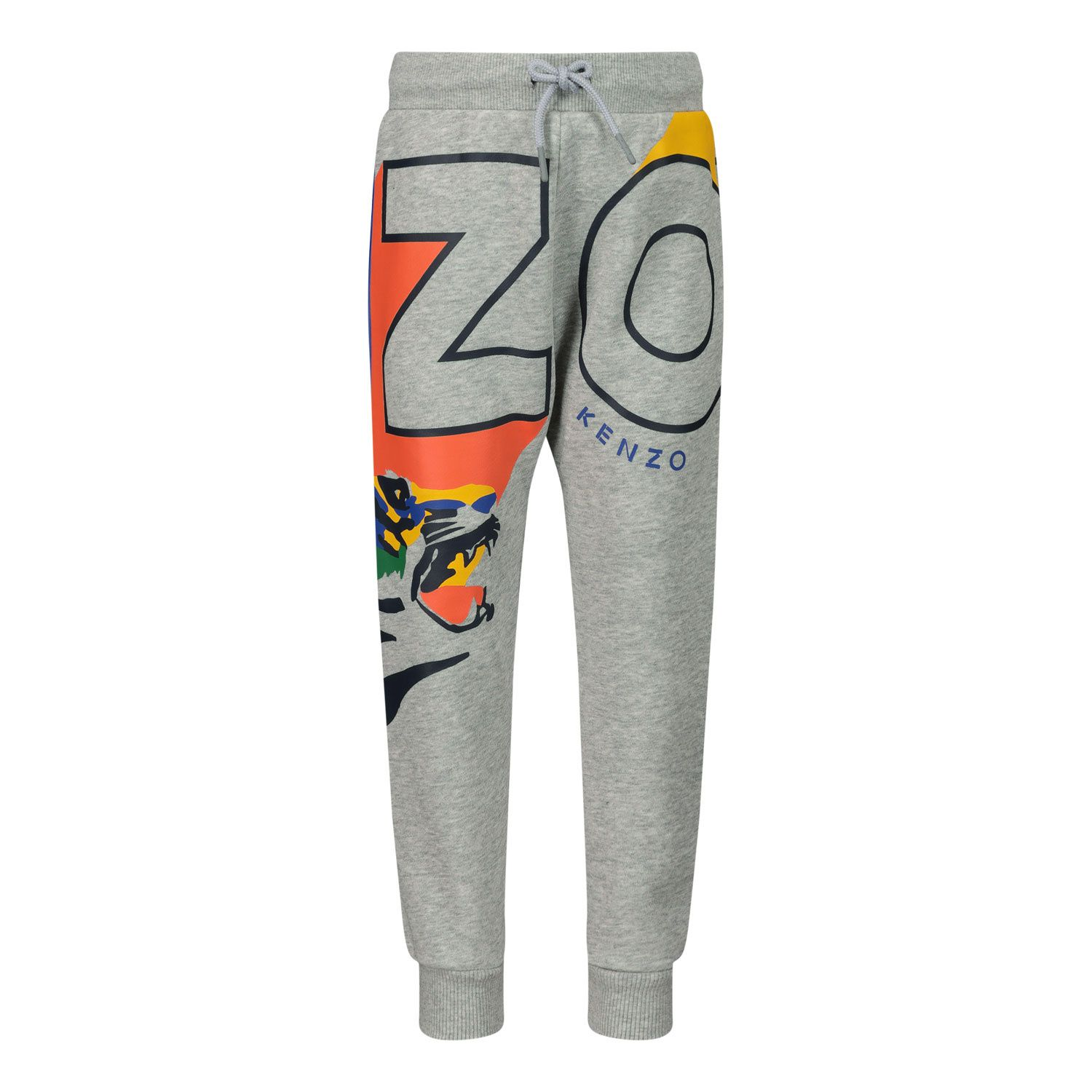 Picture of Kenzo KR23517 baby pants grey