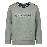 Afbeelding van Givenchy H05151 baby trui grijs