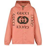 Afbeelding van Gucci 647462 kinderjas peach