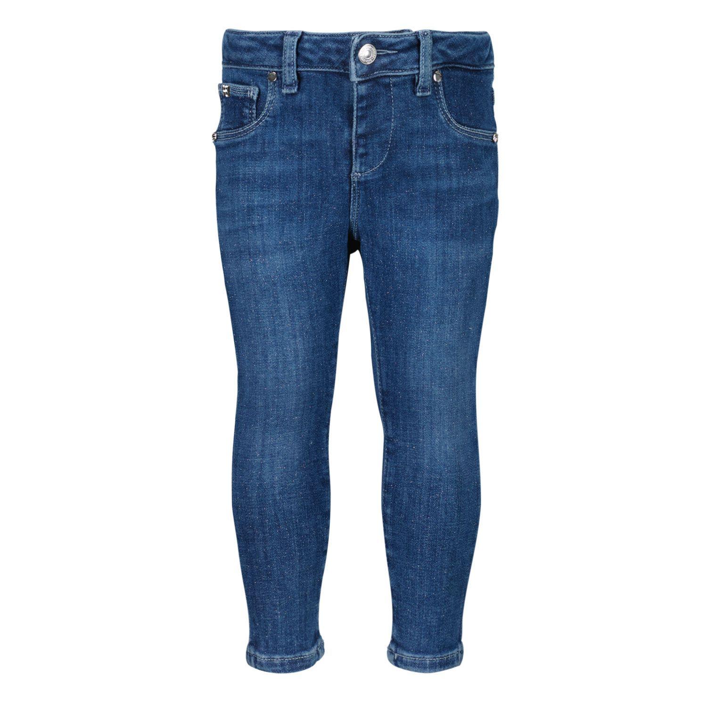 Afbeelding van Guess K1RA08 babybroekje jeans
