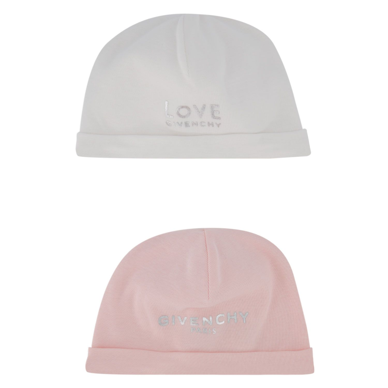 Picture of Givenchy H98086 baby hat light pink