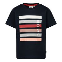 Picture of Boss J05838 baby shirt navy