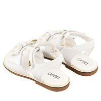 Picture of Liu Jo 4A1309 kids sandals white