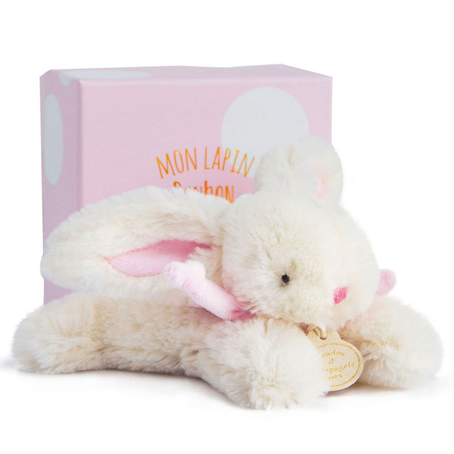 Picture of Doudou et Compagnie DC3375 baby accessory light pink