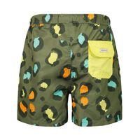 Picture of SEABASS SWIMSHORT kids swimwear army
