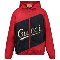 Picture of Gucci 638052 kids jacket red