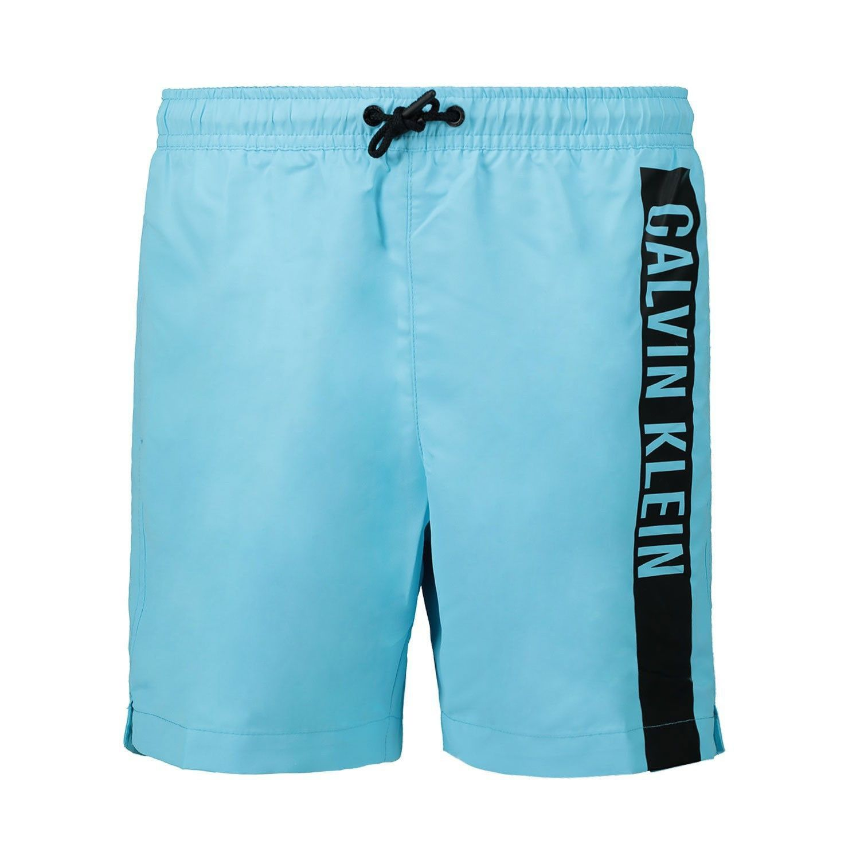 Afbeelding van Calvin Klein B70B700225 kinder zwemkleding turquoise