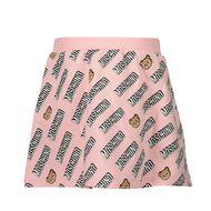 Afbeelding van Moschino MDJ00X baby rokje licht roze
