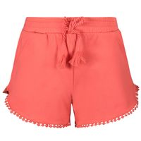 Picture of Mayoral 607 kids shorts coral