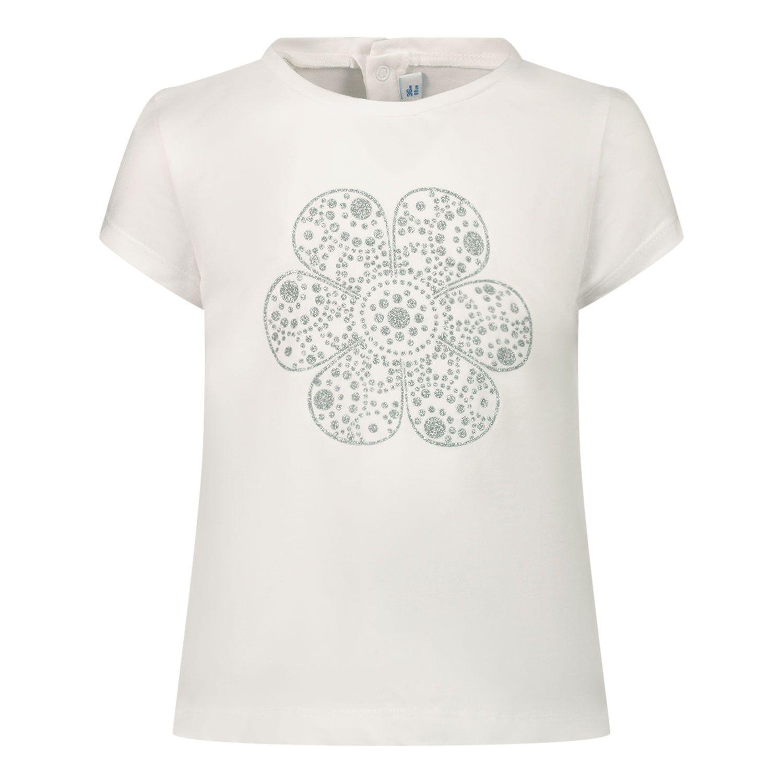 Afbeelding van Mayoral 105 baby t-shirt wit