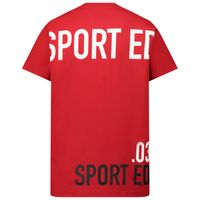 Picture of Dsquared2 DQ0030 kids t-shirt red