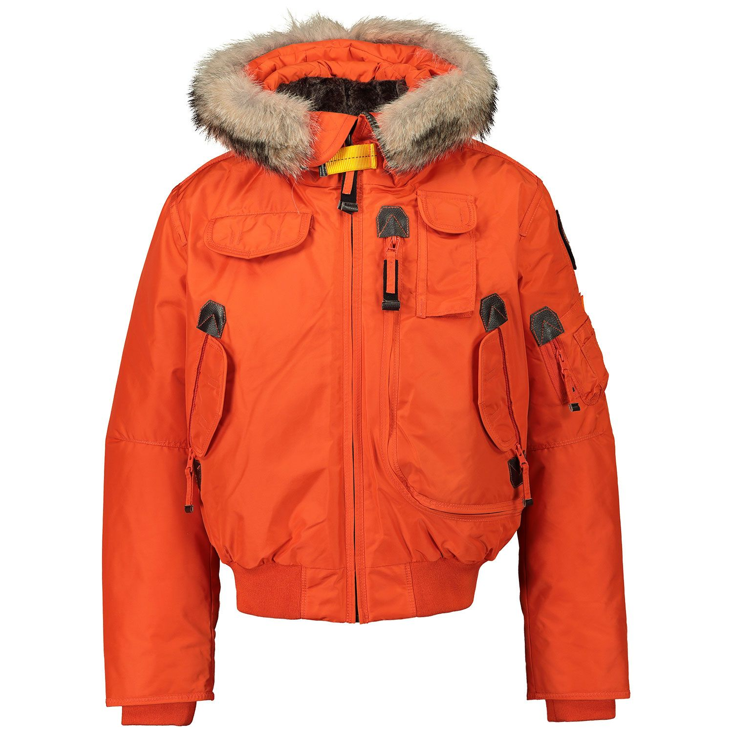 Picture of Parajumpers MA61 kids jacket orange
