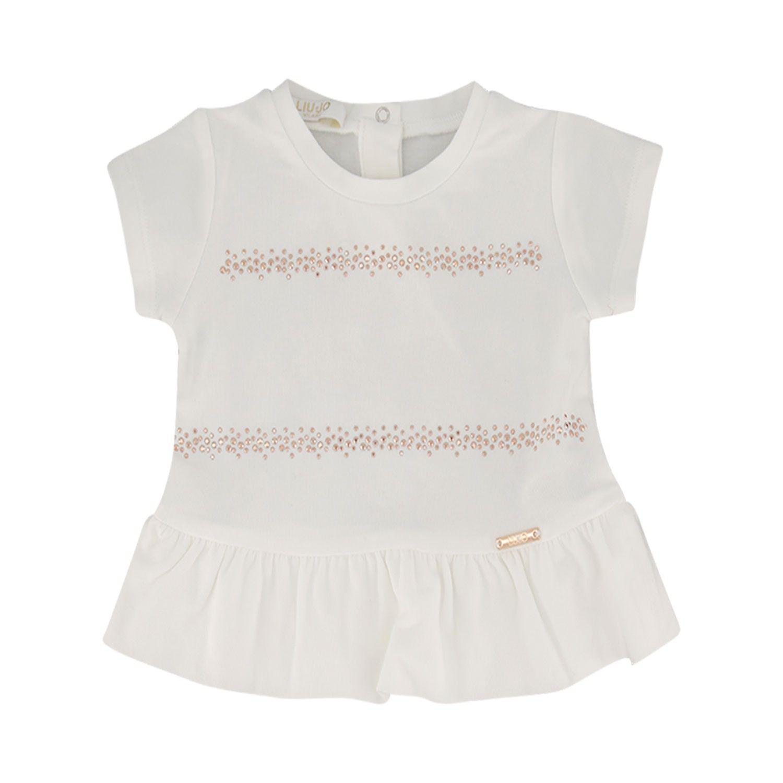 Bild von Liu Jo HA0042 Baby-T-Shirt Weiß