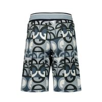 Picture of Dolce & Gabbana L4JQC1 HS7C1 kids shorts blue