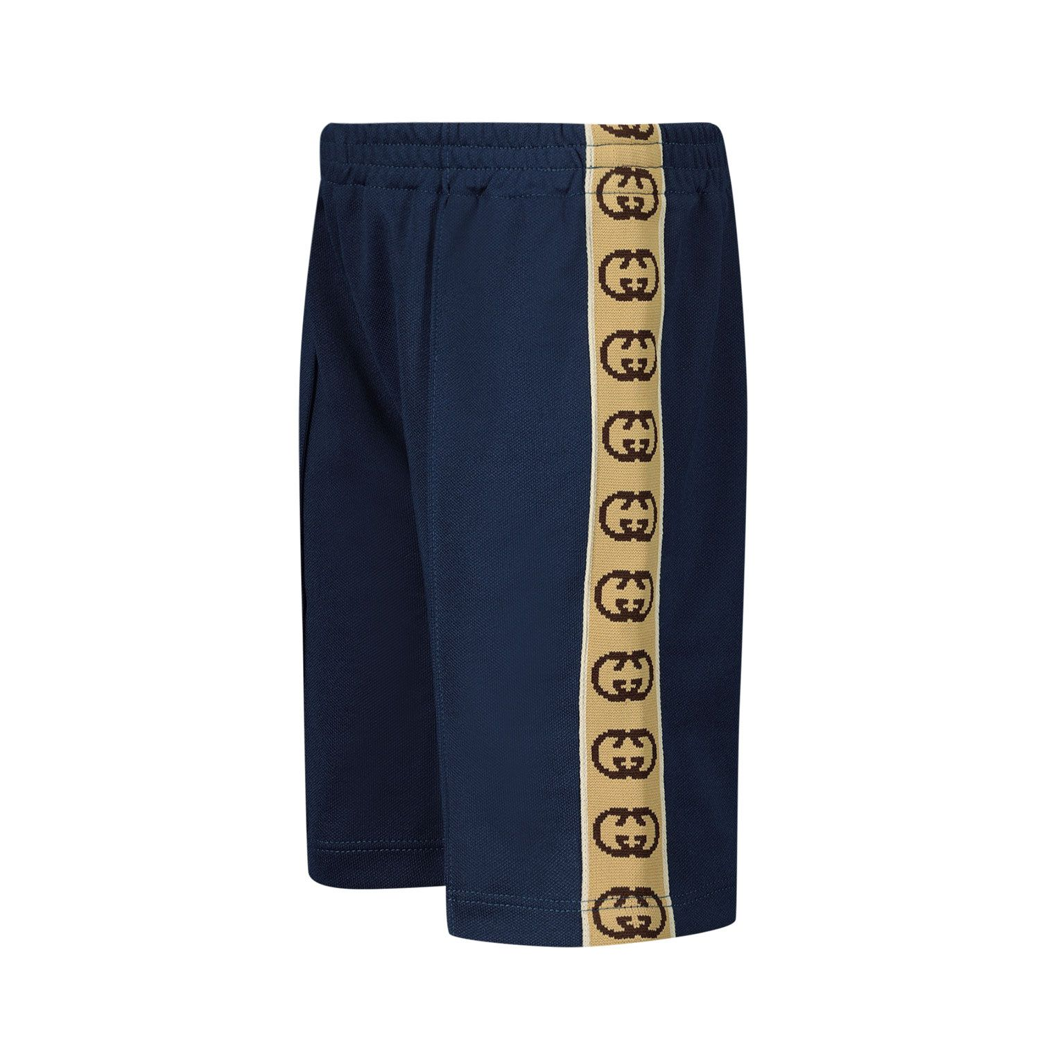 Picture of Gucci 616277 baby shorts blue