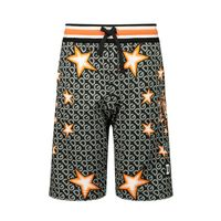 Picture of Dolce & Gabbana L4JQH5/G7WJW kids shorts grey
