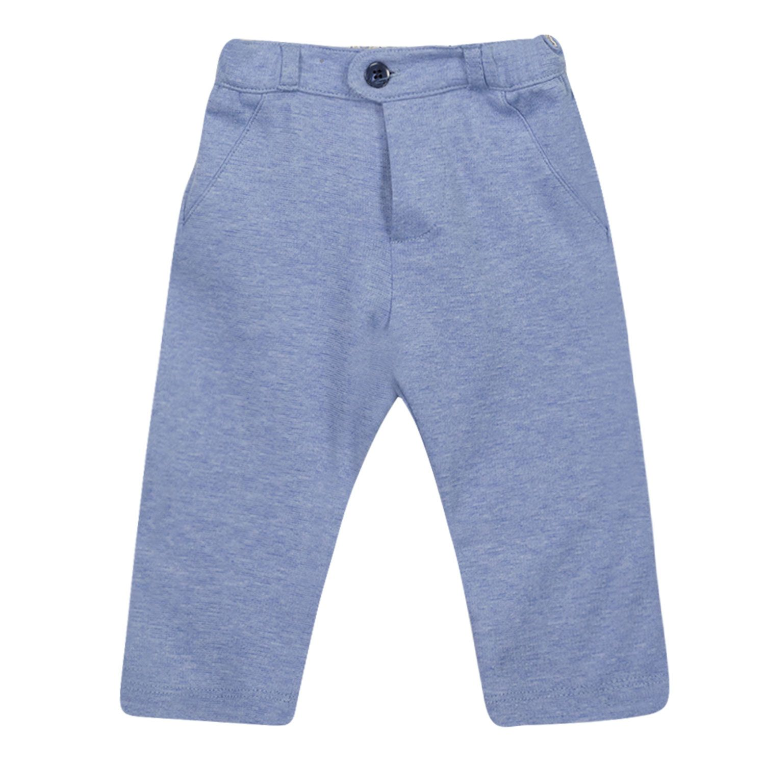 Picture of Mayoral 1570 baby pants light blue