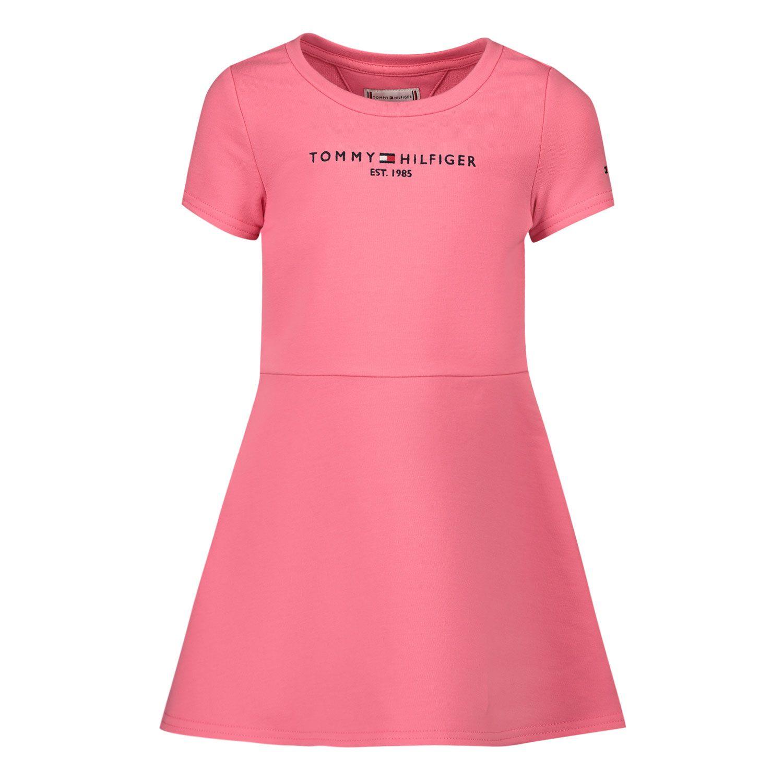Picture of Tommy Hilfiger KG0KG05789B baby dress light pink