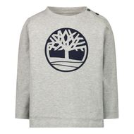 Afbeelding van Timberland T05J76 baby t-shirt grijs