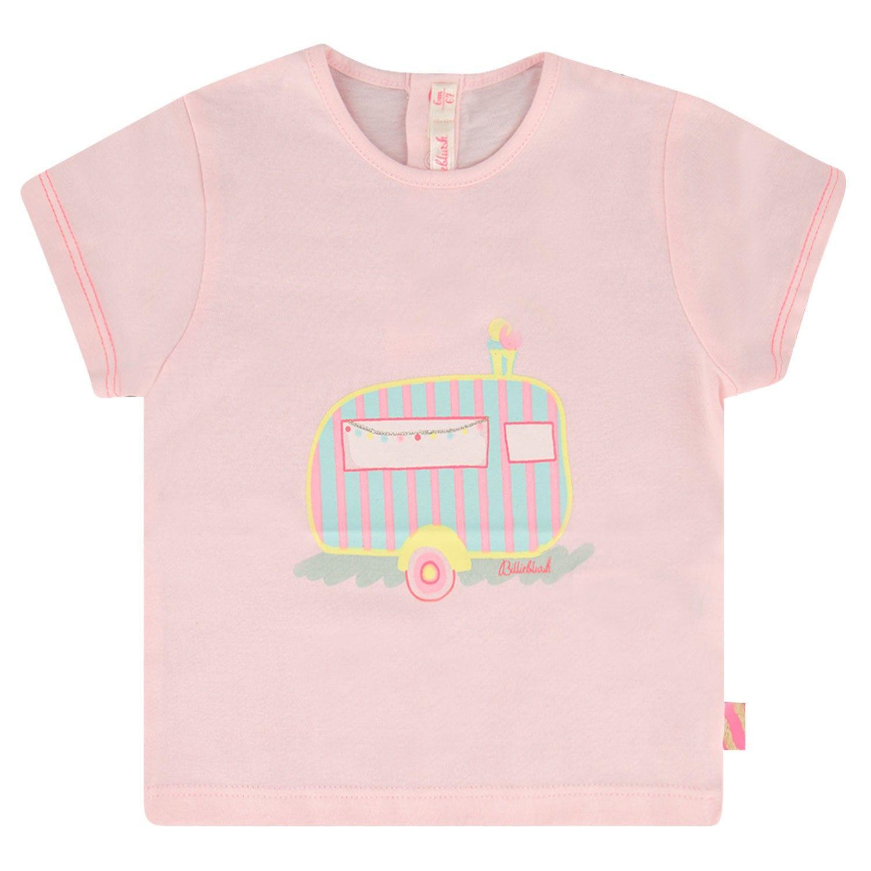 Bild von BillieBlush U05320 Baby-T-Shirt Hellrosa
