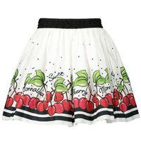 Picture of MonnaLisa 115704 kids skirt white