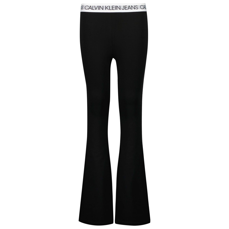 Picture of Calvin Klein IG0IG00859 kids jeans black