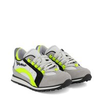 Picture of Dsquared2 63511 kids sneakers fluoro yellow