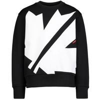 Picture of Dsquared2 DQ049I kids sweater black