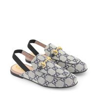 Picture of Gucci 478189 kids sandals navy