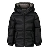 Picture of Moncler 1A53920 baby coat black