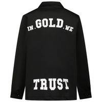Picture of in Gold We Trust SCOOBA JACKET kids jacket black