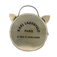 Afbeelding van Karl Lagerfeld Z10088 kindertas goud