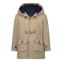 Picture of Mayoral 2421 baby coat beige