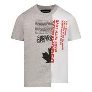 Bild von Dsquared2 DQ0116 Baby-T-Shirt Weiß