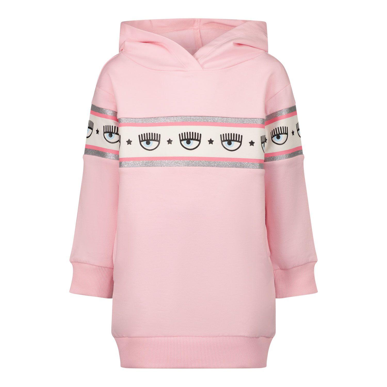 Picture of Chiara Ferragni 598905 kids dress pink