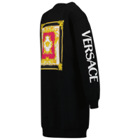 Picture of Versace 1000326 1A01398 kids dress black